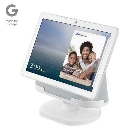 [Official Made for Google] Wasserstein Adjustable Stand Compatible with Google Nest Hub Max - Perfect Companion for Your Nest Hub Max - image 1 of 4