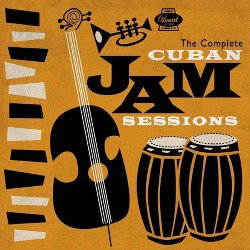Various - Complete Cuban Jam Sessions (Vinyl)