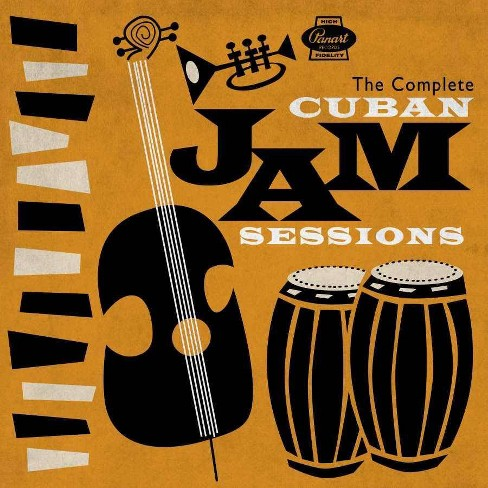 Various - Complete Cuban Jam Sessions (Vinyl) - image 1 of 1