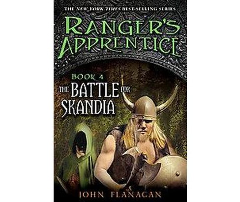 The Battle for Skandia (Ranger's Apprentice) (Reprint) (Paperback) by John A. Flanagan - image 1 of 1