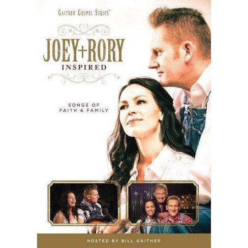 Joey & Rory: Inspired (DVD) - image 1 of 1