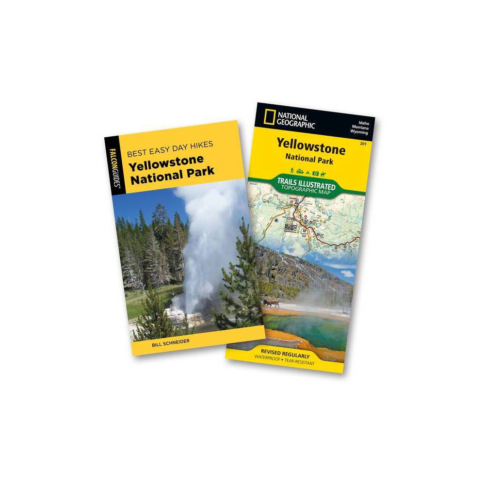 Best Easy Day Hiking Guide And Trail Map Bundle 4th Edition By Bill Schneider Hardcover