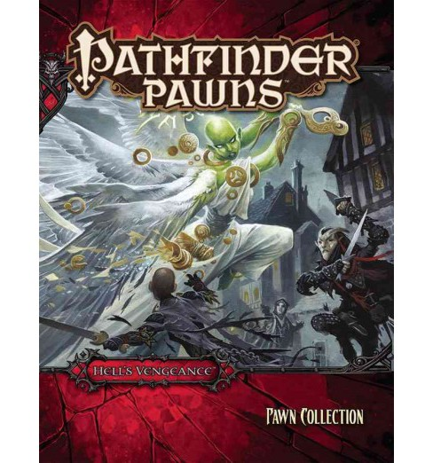 Pathfinder Pawns Hell's Vengeance Pawn Collection (Accessory) (Paizo Staff) - image 1 of 1