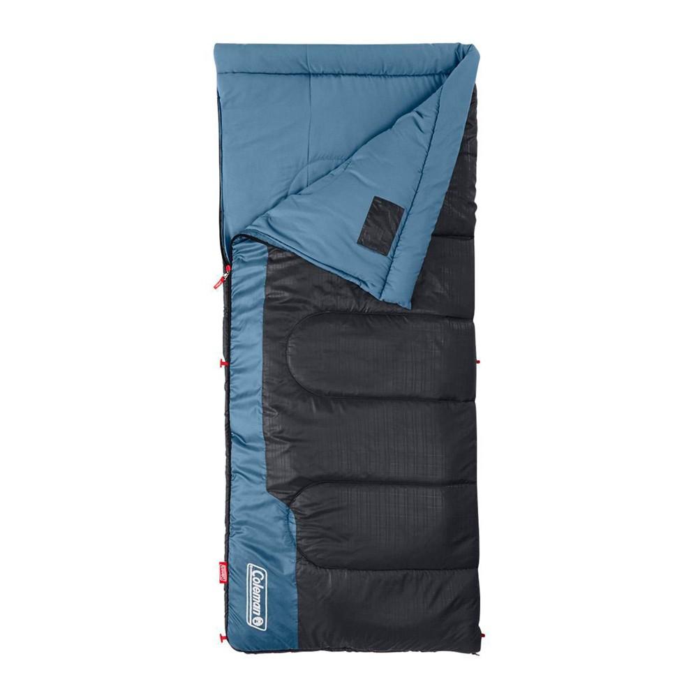 Image of Coleman Bannack 50 Degree Sleeping Bag - Blue