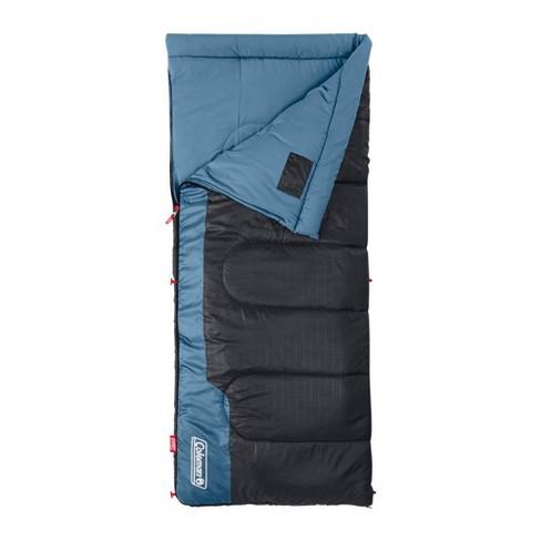 Coleman Bannack 50 Degree Sleeping Bag - Blue - image 1 of 3