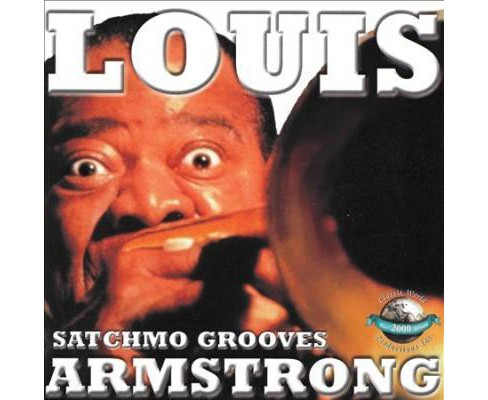 Louis Armstrong - Satchmo Grooves (CD) - image 1 of 1