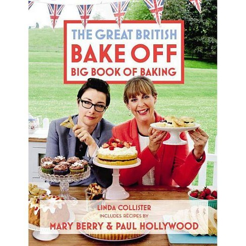 Great British Bake Off - by  Linda Collister (Hardcover) - image 1 of 1