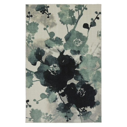 Mohawk Home Watercolor Floral Area Rug Target