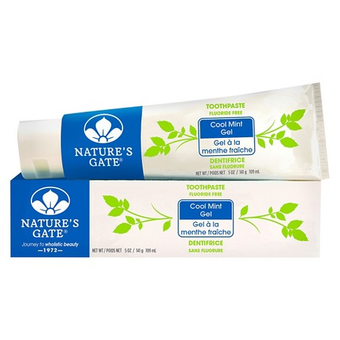 Nature's Gate Cool Mint Natural Gel Toothpaste 5 oz - image 1 of 1