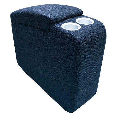 Serta Norton Comfort Lift Chair Console Navy Blue - image 1 of 3