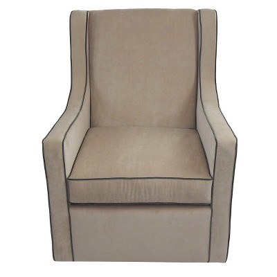 Grace Upholstered Glider Chair