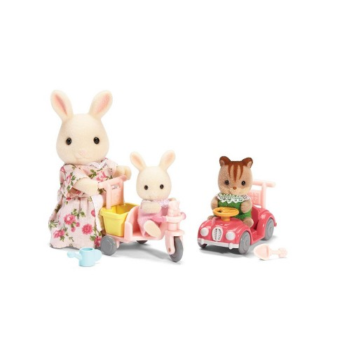 Calico Critters Apple and Jake's Ride n Play - image 1 of 2