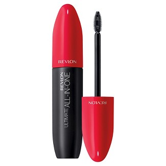 Revlon Ultimate All-in-One Mascara Blackened Black Waterproof - 0.28oz