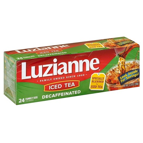 Luzianne Decaf Iced Tea - 24ct - image 1 of 1