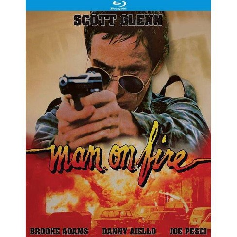 Man On Fire (Blu-ray) - image 1 of 1