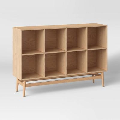 Ellwood 8 Cube Storage Bookshelf - Project 62