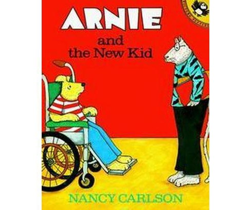 Arnie and the New Kid (Reprint) (Paperback) (Nancy L. Carlson) - image 1 of 1