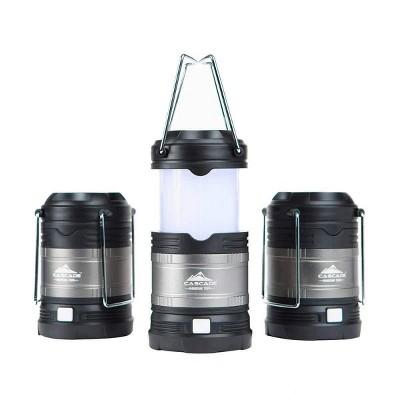 Cascade Mountain Tech Pop up LED Lantern -3 PACK