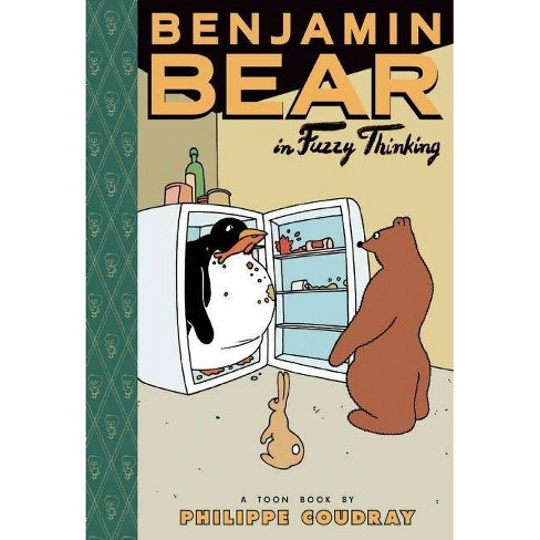 Benjamin Bear in Fuzzy Thinking - (Toon Books) (Hardcover) - image 1 of 1