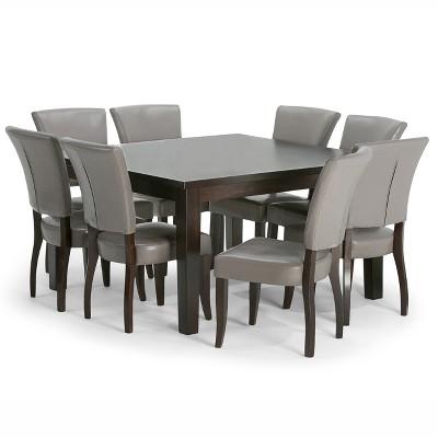 Joseph 9pc Dining Set   Simpli Home