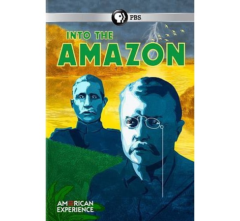 American Experience:Into The Amazon (DVD) - image 1 of 1