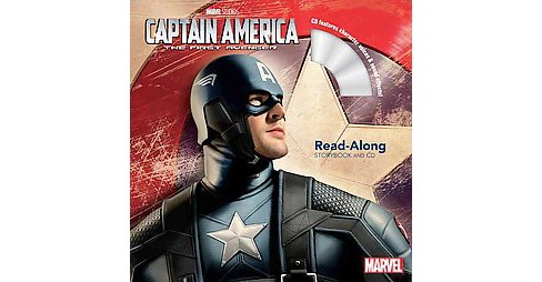 Captain America : The First Avenger (Paperback) - image 1 of 1