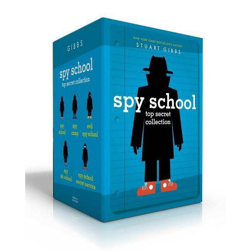 Spy School Top Secret Collection - by  Stuart Gibbs (Paperback) - image 1 of 1