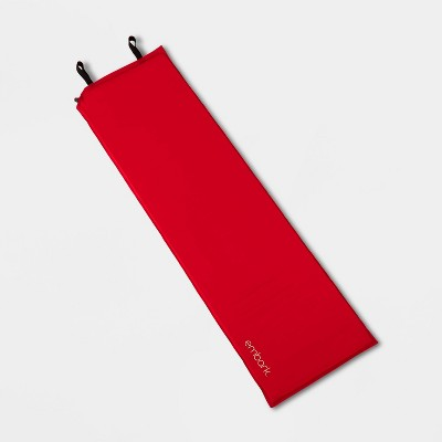 Self Inflating Camp Sleeping Pad Twin Size - Embark™