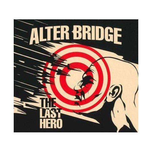 Alter Bridge - Last Hero (CD) - image 1 of 1