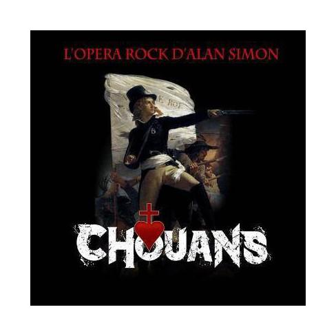 Alan Simon - Chouans (CD) - image 1 of 1