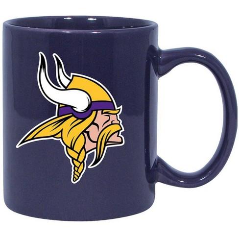 NFL Minnesota Vikings Basic Coffee Mug - image 1 of 1