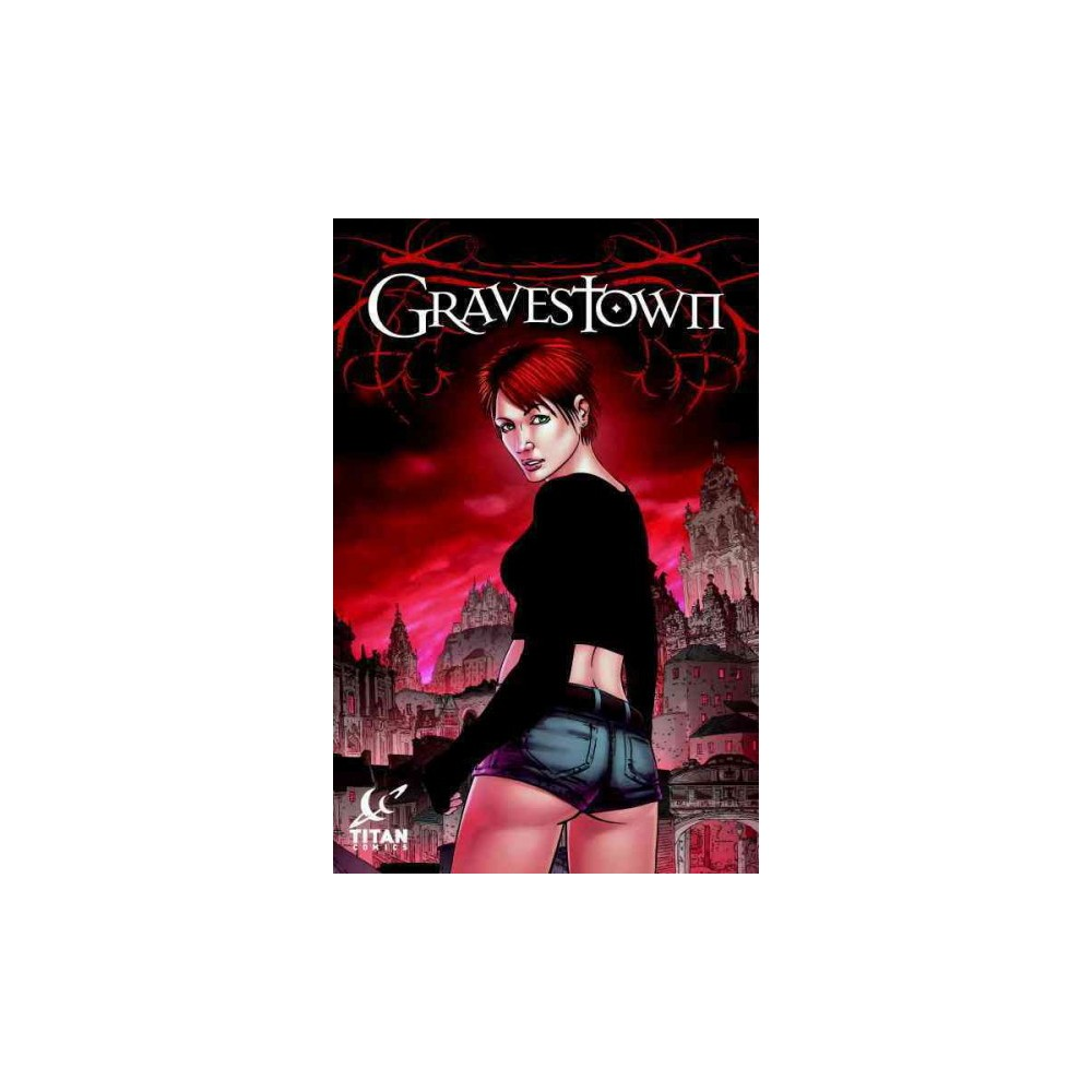 Gravestown - by Roger Gibson (Hardcover)