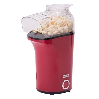 Dash Fresh Pop Popcorn Maker - Red