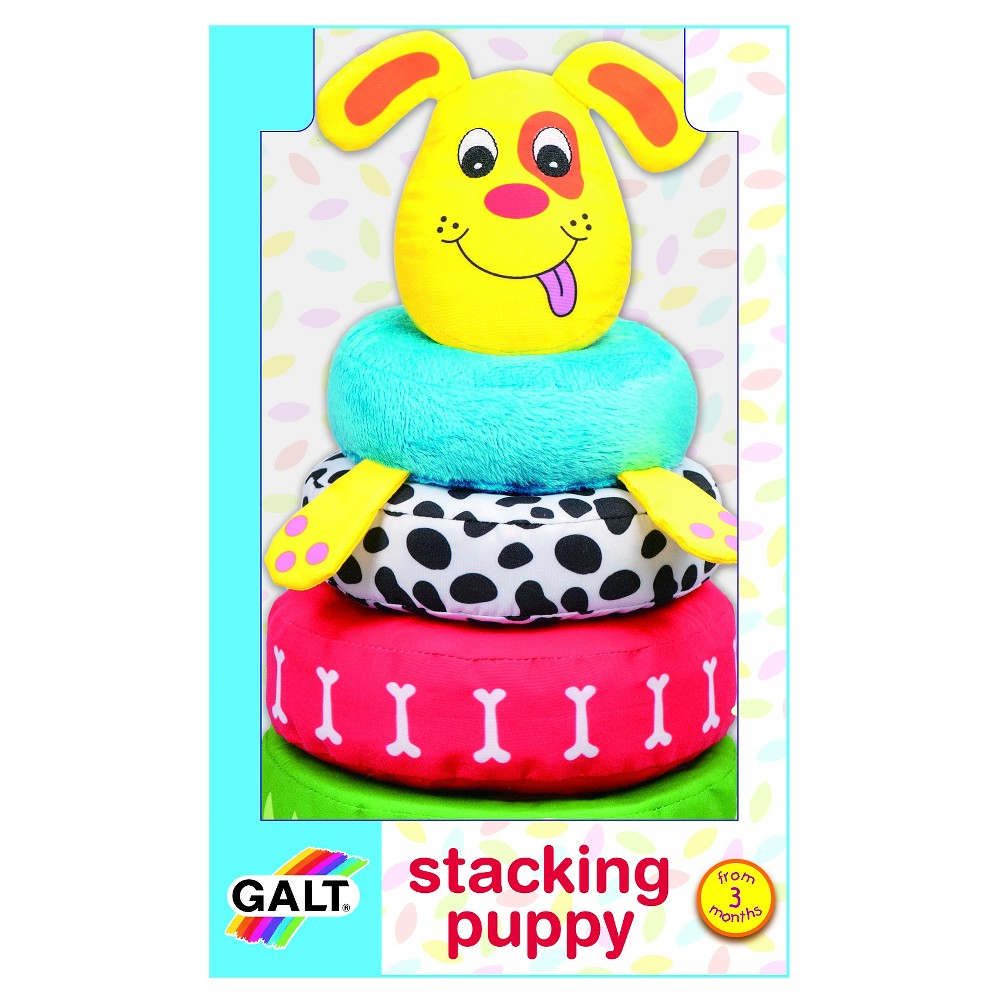 Galt Stacking puppy, Stacking and Sorting Toys