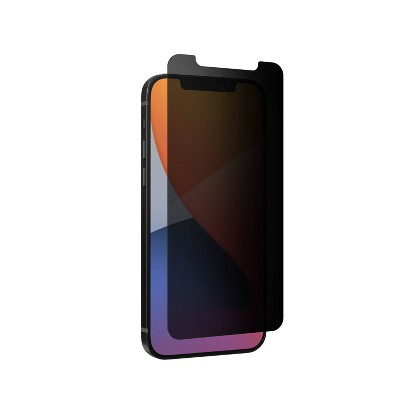 ZAGG Apple iPhone InvisibleShield Glass Elite Privacy Screen Protector