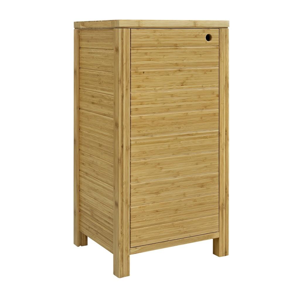 Silas Floor Cabinet Brown - Linon Silas Floor Cabinet Brown - Linon Pattern: Solid.