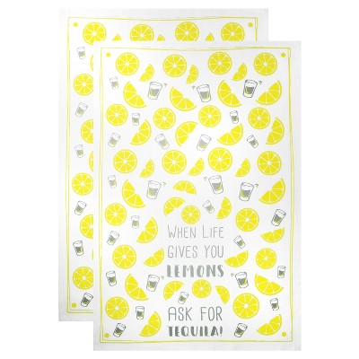 2pk Tequila Kitchen Towels - MU Kitchen