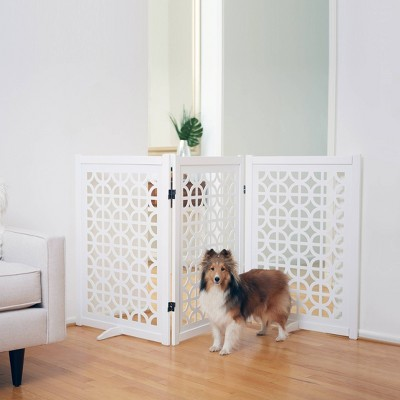 Primetime Petz Palm Springs Designer Dog Gate - 36""