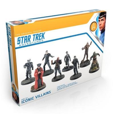 Iconic Villains Miniatures Box Set