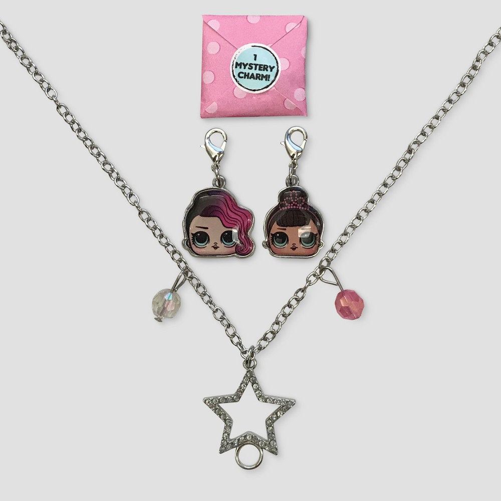 Girls' L.O.L. Surprise! Necklace Set, Size: Large, Multi-Colored