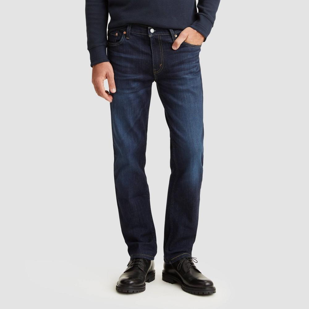 Levi 39 S 174 Men 39 S 511 8482 Slim Fit Skinny Jeans Myers Crescent 33x30