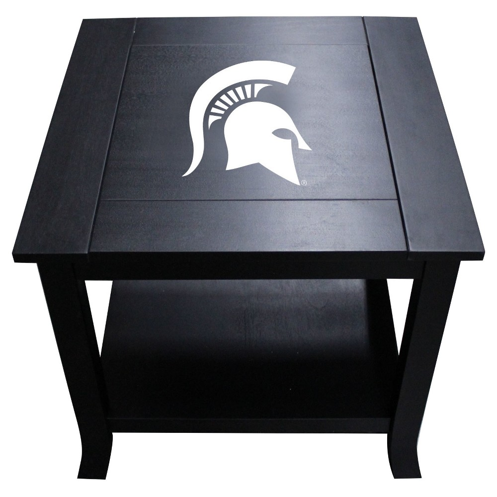 Ncaa Imperial Side Table Michigan State Spartans