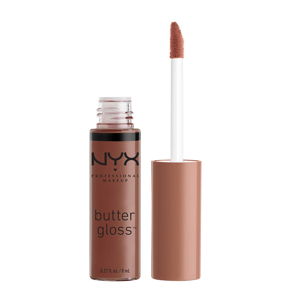 Image of NYX Professional Makeup Butter Gloss Ginger Snap - 0.27 fl oz, Red Snap