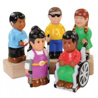 Kaplan Early Learning Friends with Special Needs - Set of 5