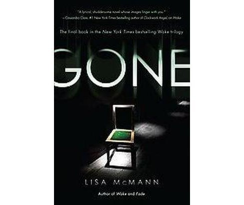 Gone ( Wake) (Reprint) (Paperback) by Lisa Mcmann - image 1 of 1