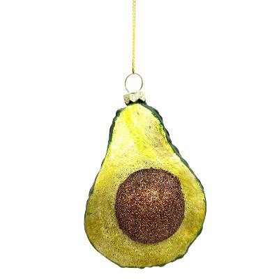 Avocado Christmas Tree Ornament - Wondershop™