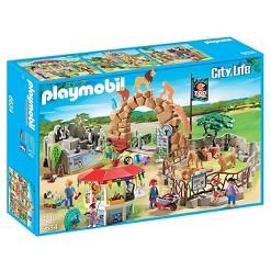 Playmobil Large City Zoo, mini figures