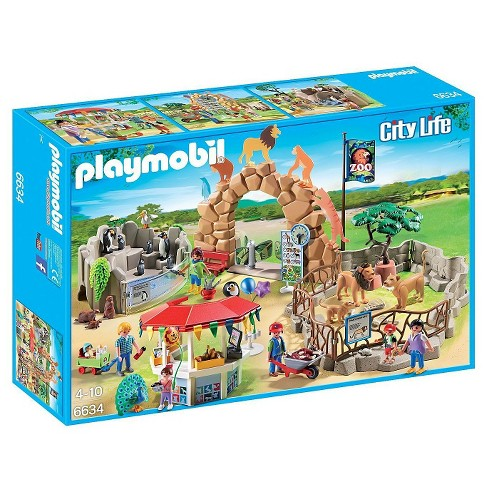 Playmobil Large City Zoo - image 1 of 1