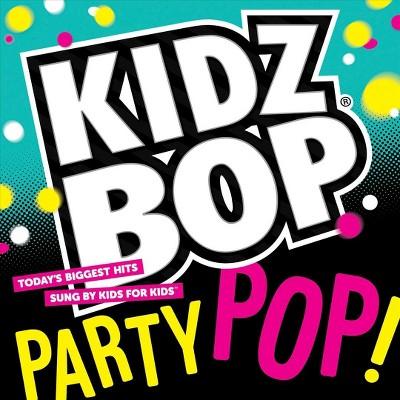 Kidz Bop Party Pop! (CD)