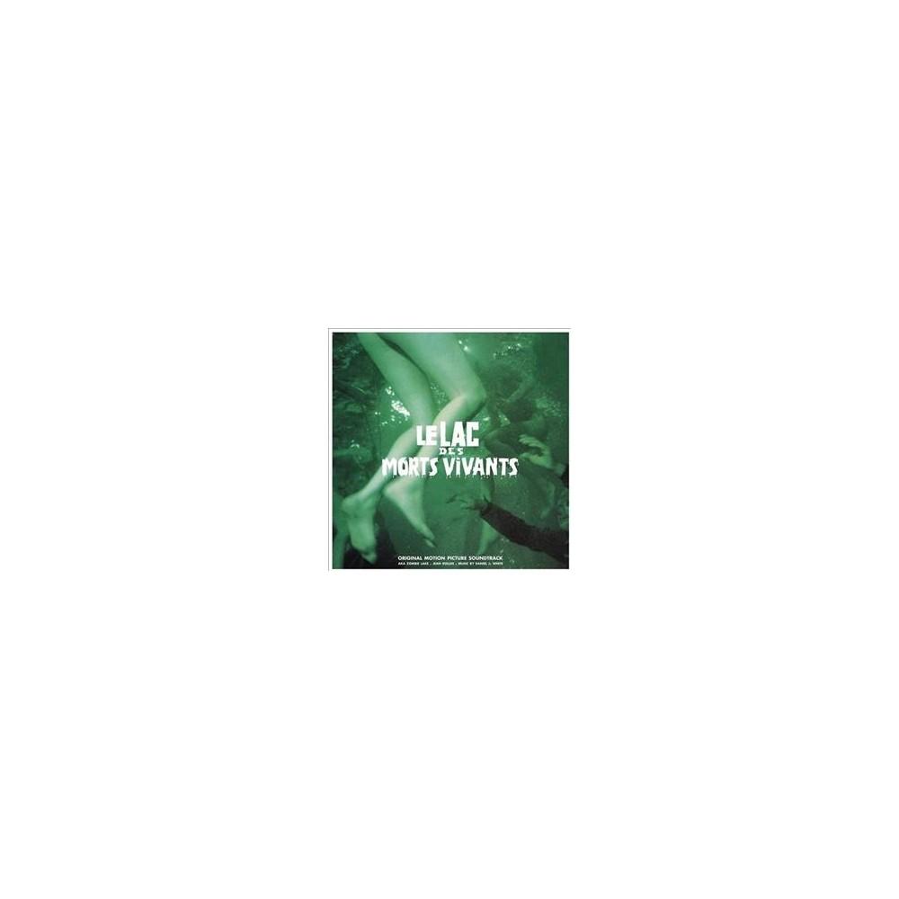 Daniel J. White - Zombie Lake (Ost) (Vinyl)
